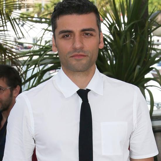 Sexy Oscar Isaac GIFs