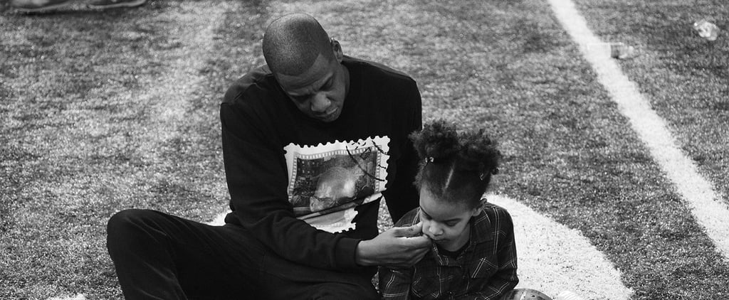 Beyoncé Sneaks Precious Family Snaps Into Her Lemonade Set Photos