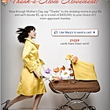 Macy's Thank-a-Mom Campaign (Free)