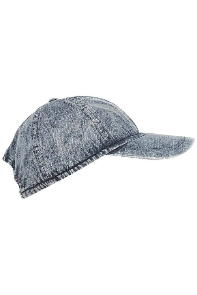 We love the look of this acid-washed cap — it's an '80s flashback in the best way possible. Topshop Acid Wash Cap ($30)