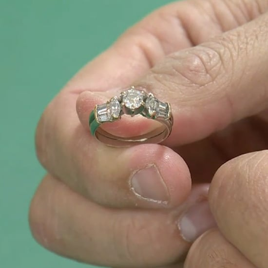 Salvation Army Ring Donation
