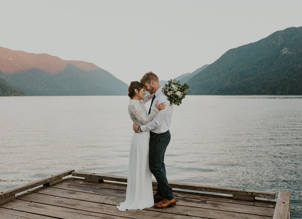 Olympic National Park Elopement Pictures