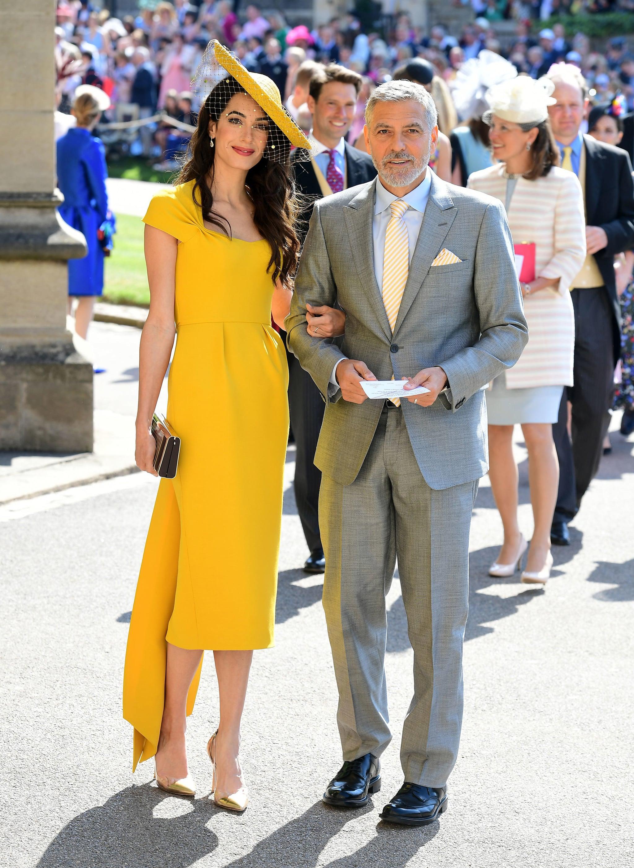 Where to Buy Amal Clooney's Royal Wedding Dress | POPSUGAR Fashion