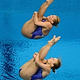 Seeing Double in Diving