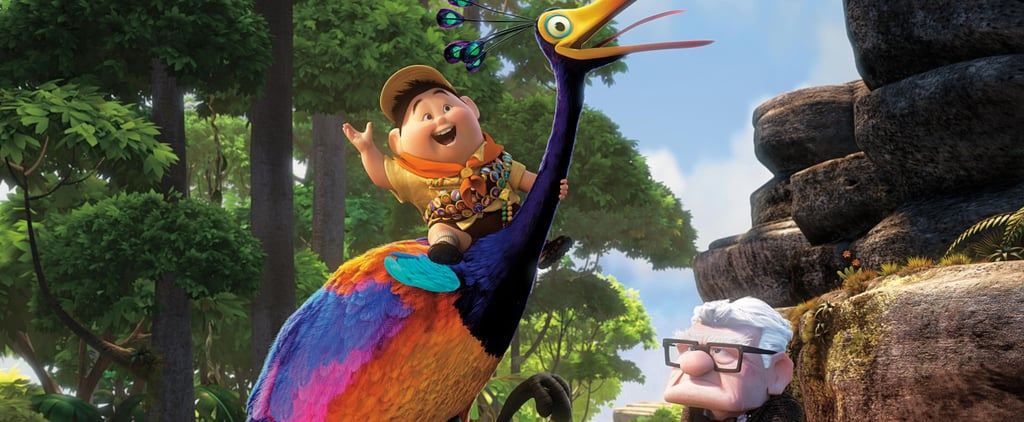 Wilderness Explorers, Russell and Dug Are Getting Their Own Bird Show at Disney World!