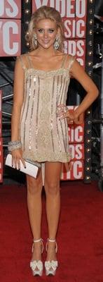 MTV Video Music Awards Style: Stephanie Pratt