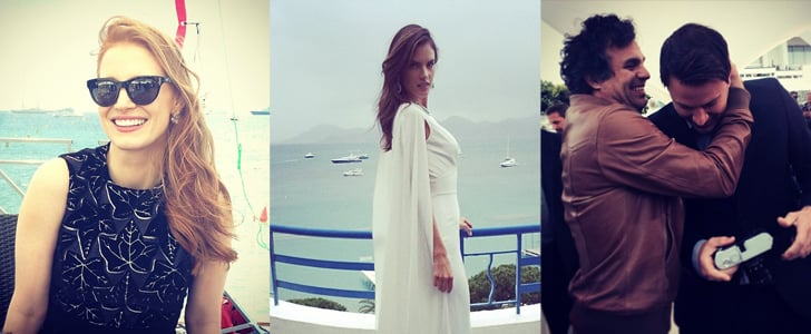 See Who Got Candid at the Cannes Film Festival