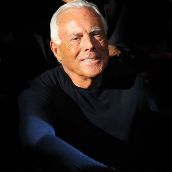Giorgio Armani Wall Street Journal Profile