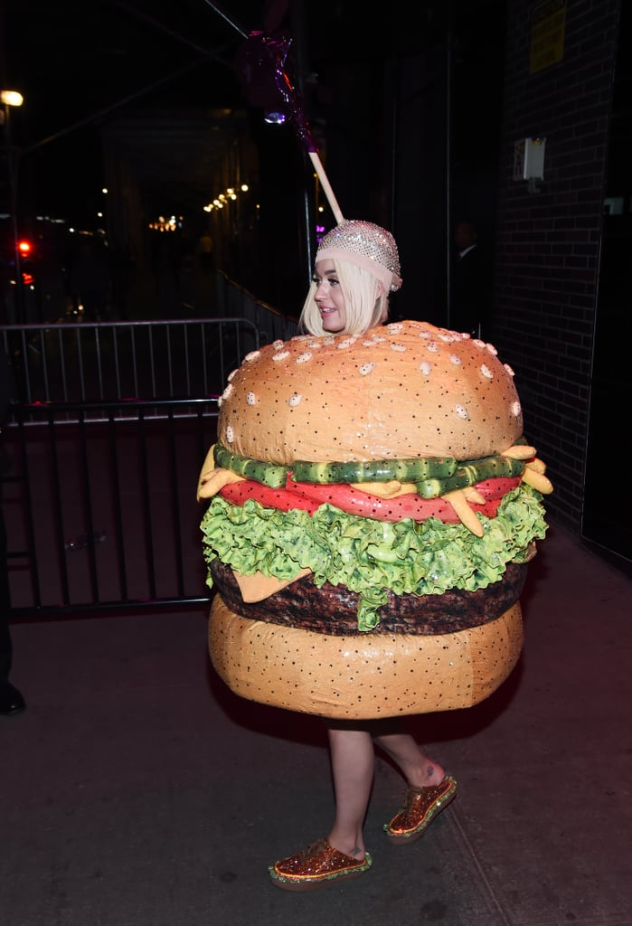 Katy Perry at the Met Gala Afterparty