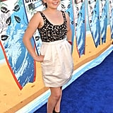 Pictures of Teen Choice Awards Women's Red Carpet