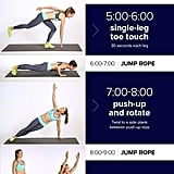 Jumping Interval Workout