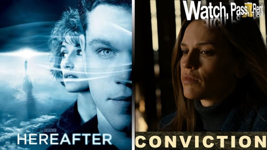 Hereafter Movie Review and Conviction Movie Review