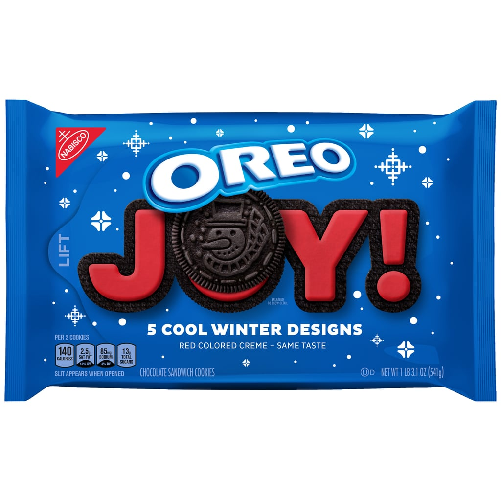 Christmas and Halloween Oreos 2019
