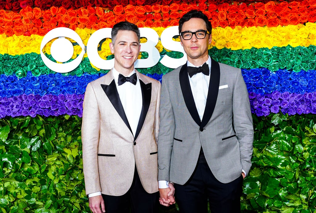 Who Is Jim Parsons's Husband, Todd Spiewak?