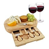 StarBlue Cheese Board Set