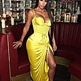 Kim Kardashian at Business of Fashion Event May 2018
