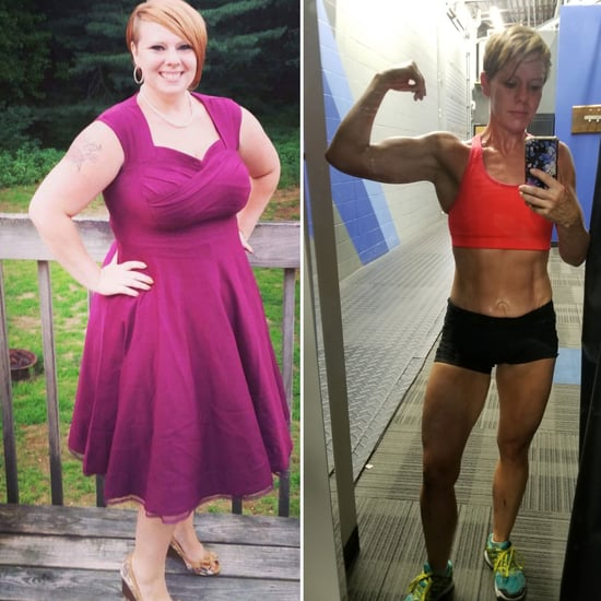 100-Pound Weight Loss Transformation With CrossFit