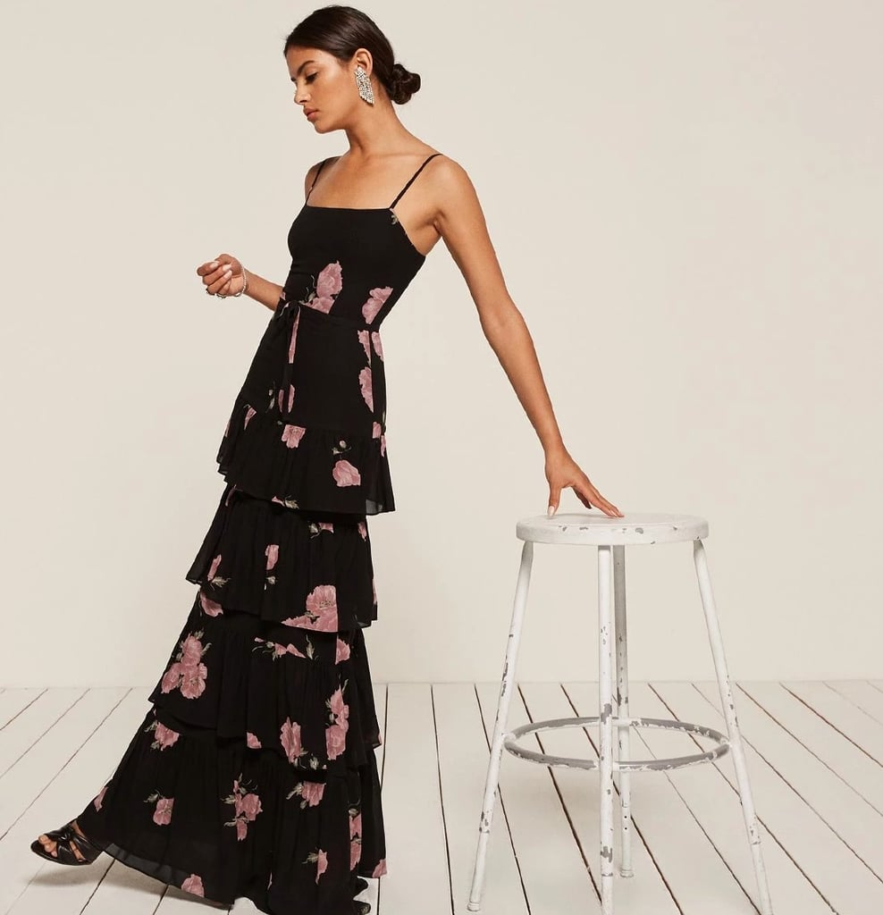 Printed Wedding Guest Dresses