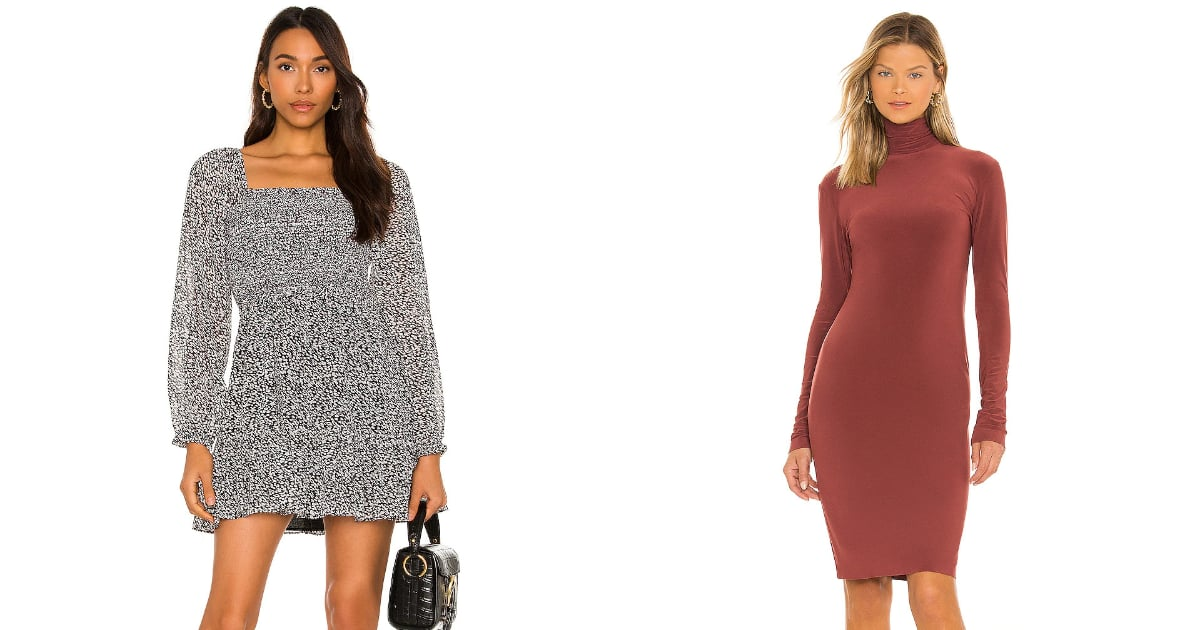 12 Fabulous Dresses From Revolve We're Loving For All the Fall Festivities