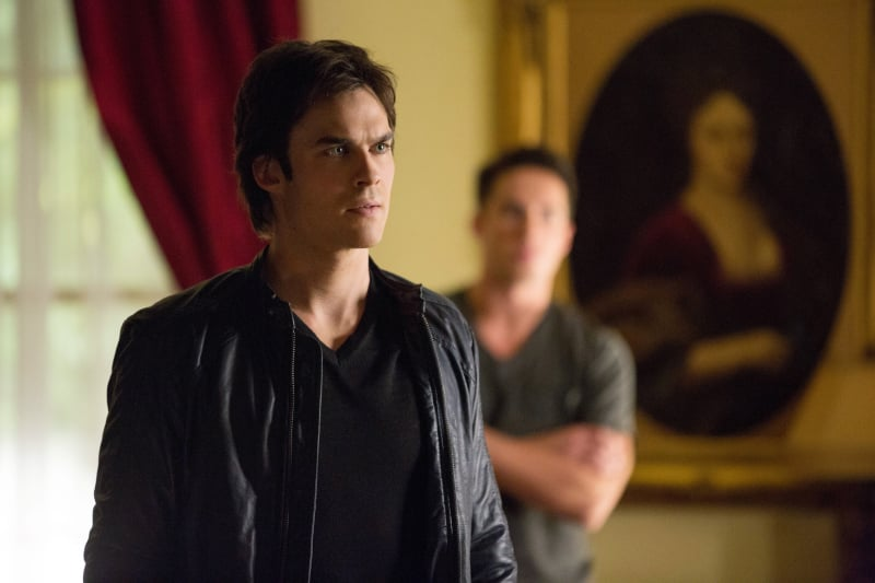 Ian Somerhalder Vampire Diaries Damon