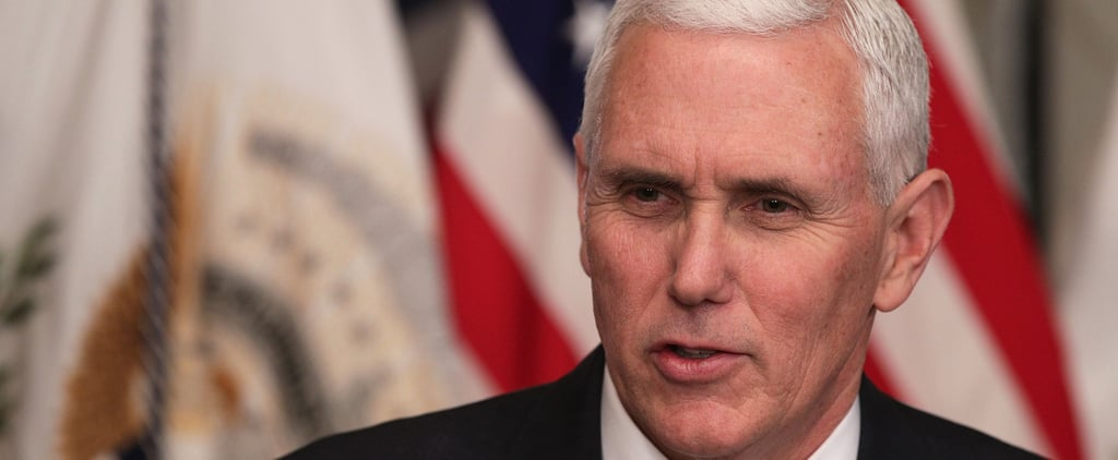 People Are Losing Their Sh*t Over This Award Given to Mike Pence