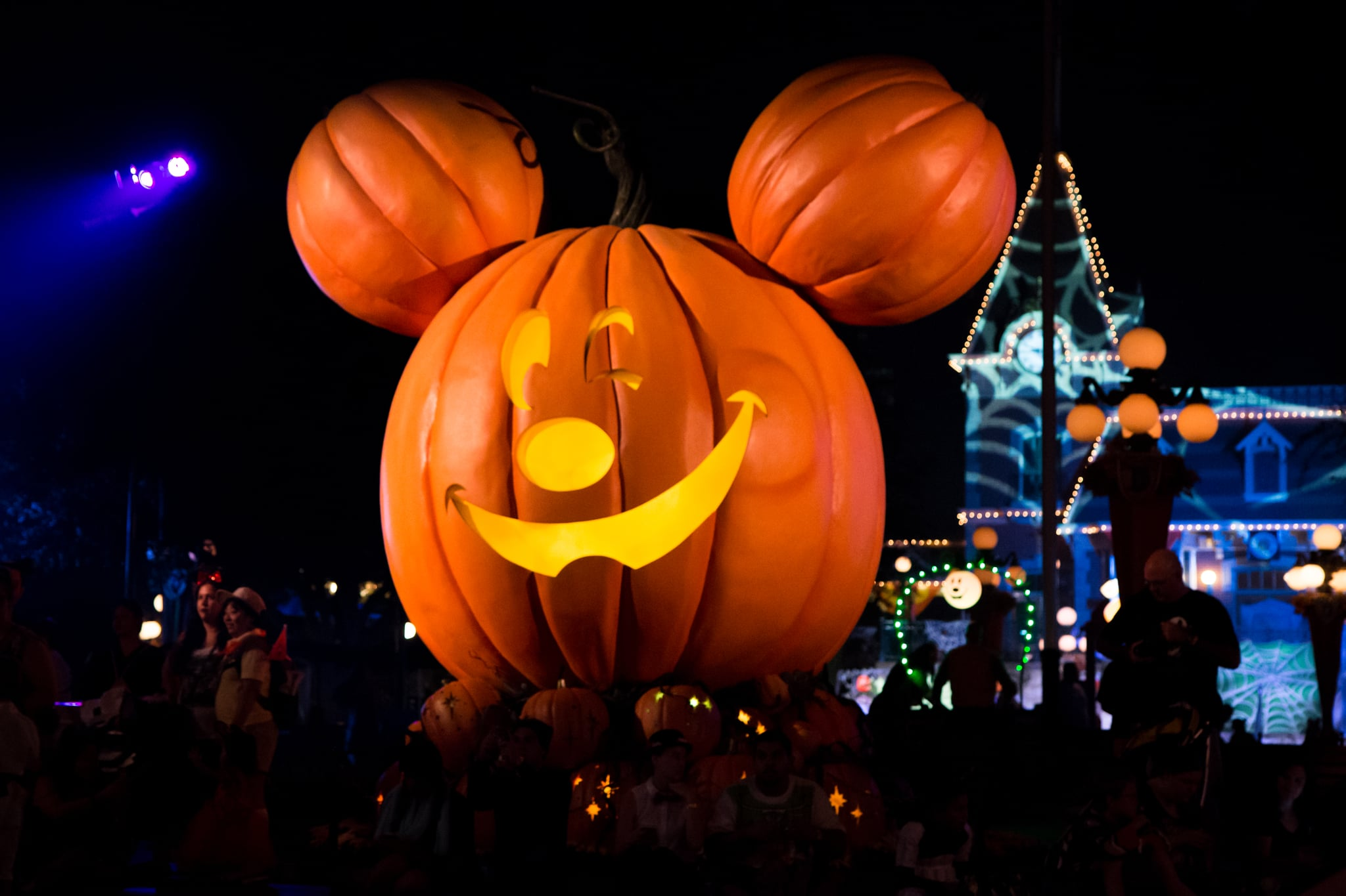 Mickey's Halloween Party Disneyland Dates 2017 | POPSUGAR Smart Living