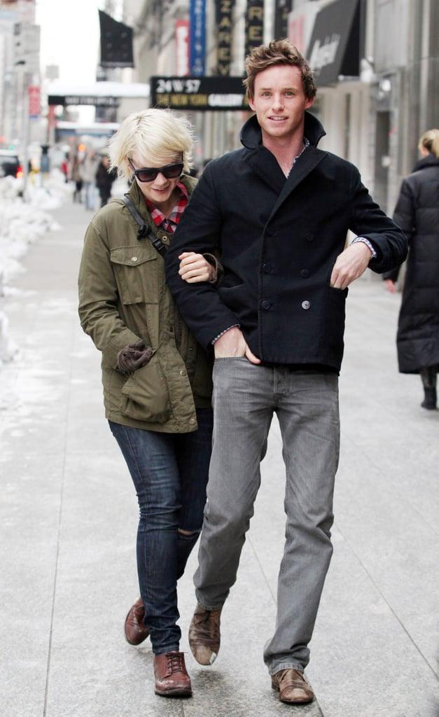 Who is Eddie Redmayne dating Eddie Redmayne girlfriend wife