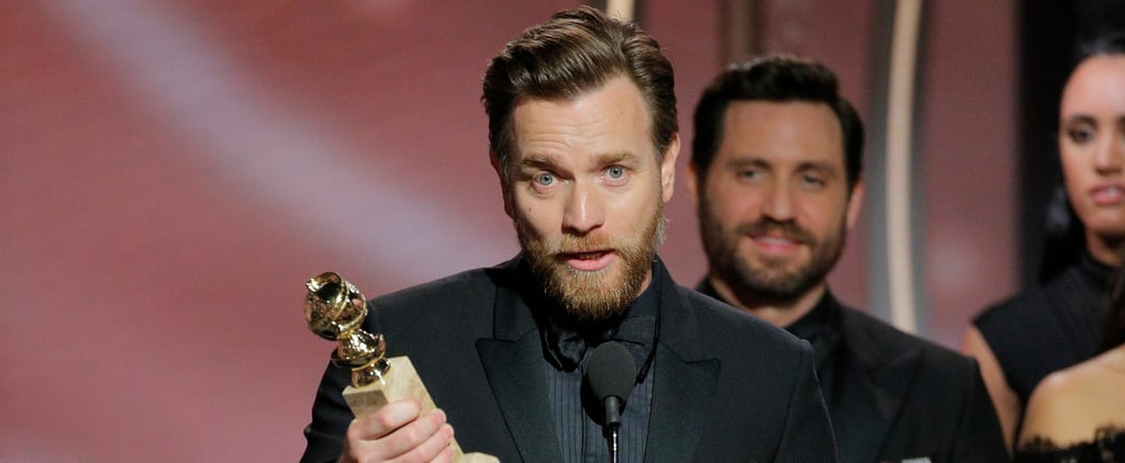 Ewan McGregor's Speech at the 2018 Golden Globe Awards