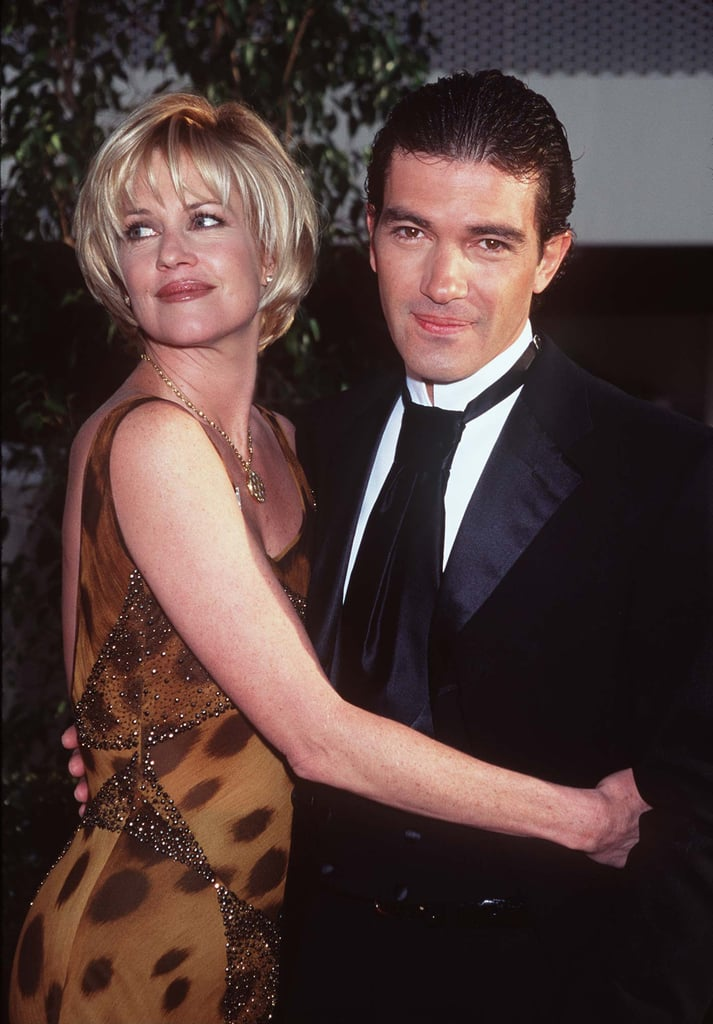 Melanie Griffith And Antonio Banderas Celebrity Couples