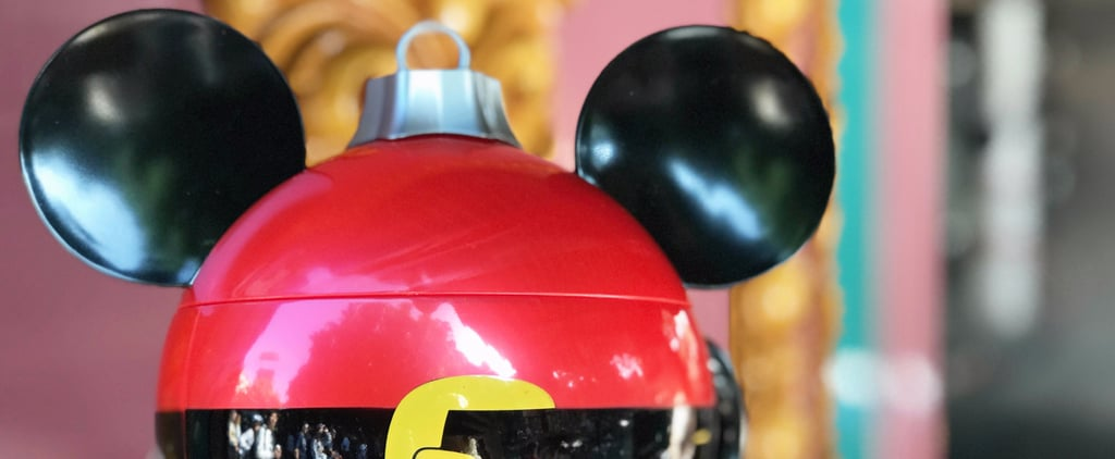 Mickey Mouse Ornament Steins Are by Far the Cutest Holiday Merch at Disneyland
