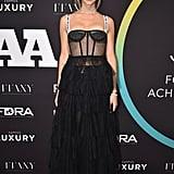Chiara Ferragni Wearing Dior Spring '17
