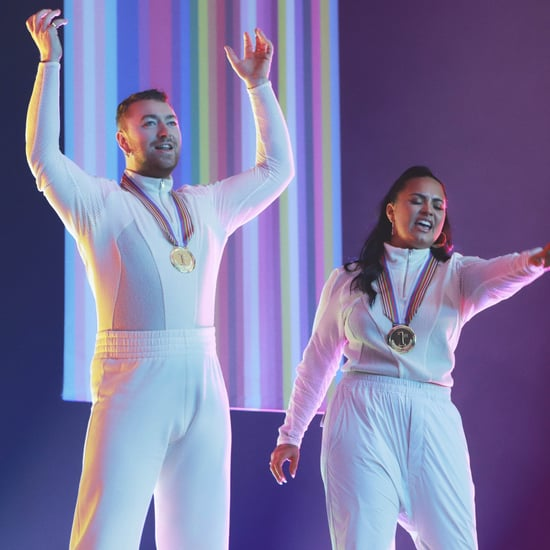"Demi Lovato and Sam Smith's ""I'm Ready"" Music Video"