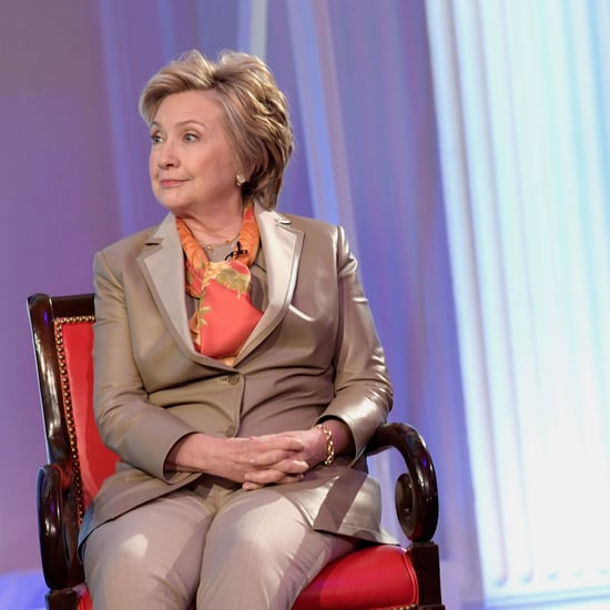 Hillary Clinton Women for Women International Interview