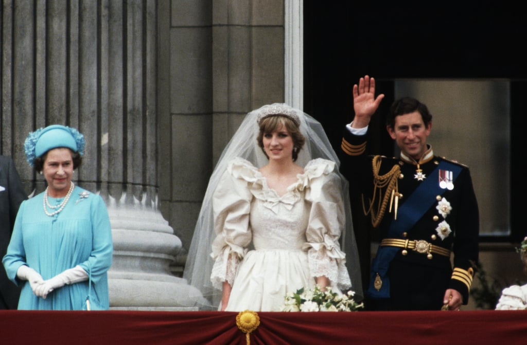 See Prince Charles and Princess Diana's Wedding Pictures