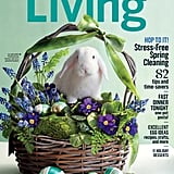 The April Edition of Martha Stewart Living
