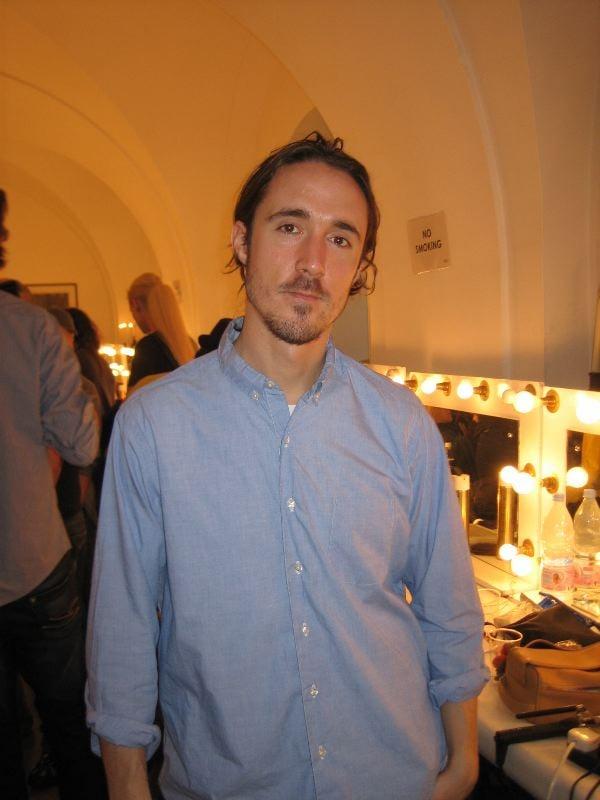 Backstage Beauty: Armand Basi