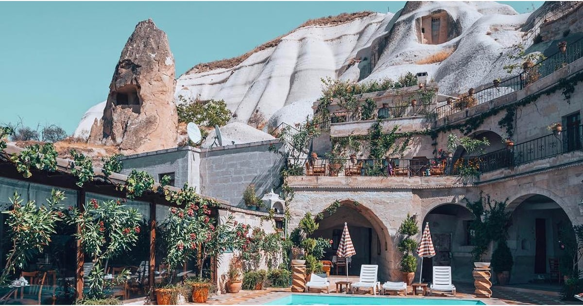 This Cave Hotel in Turkey Is Seriously Stunning — and Rates Start at Only $45!