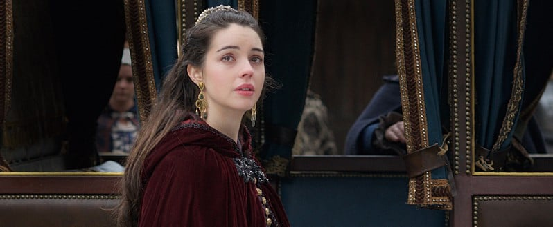 The CW Cancels Reign