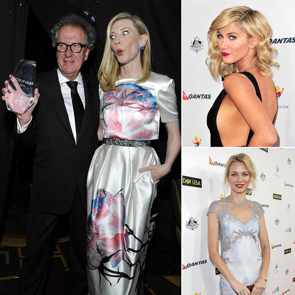 2014 G'Day USA Gala and Party Pictures