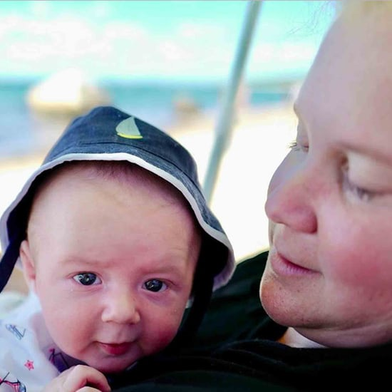 Amy Schumer Responds to What She'd Do If Son Gene Had Autism