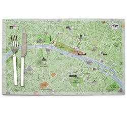 Map Placemats