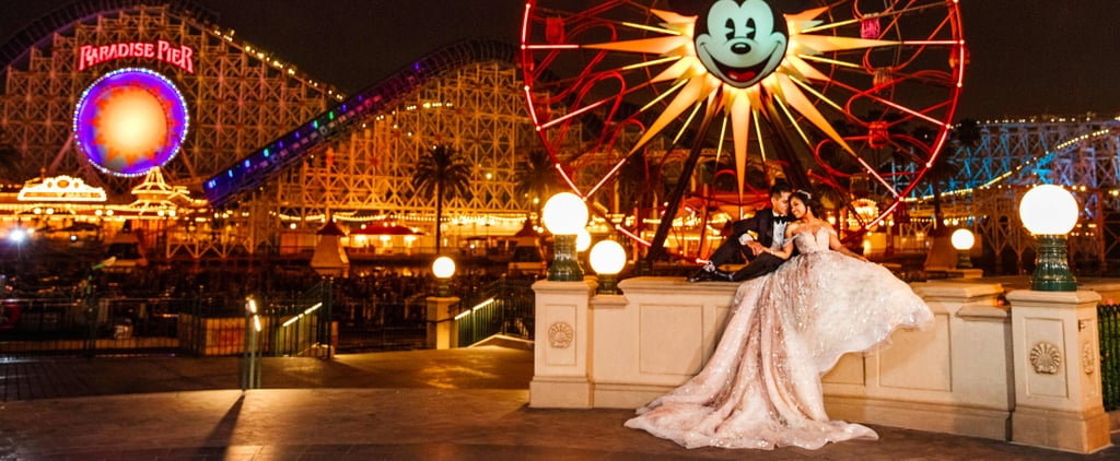 This Couple Rented Out Toy Story Mania For Their Disneyland Wedding, So We Can Stop Trying Now