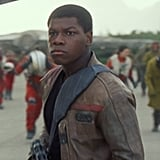 Finn From Star Wars: The Force Awakens