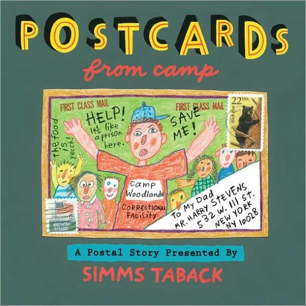 Postcards From Camp ($15)