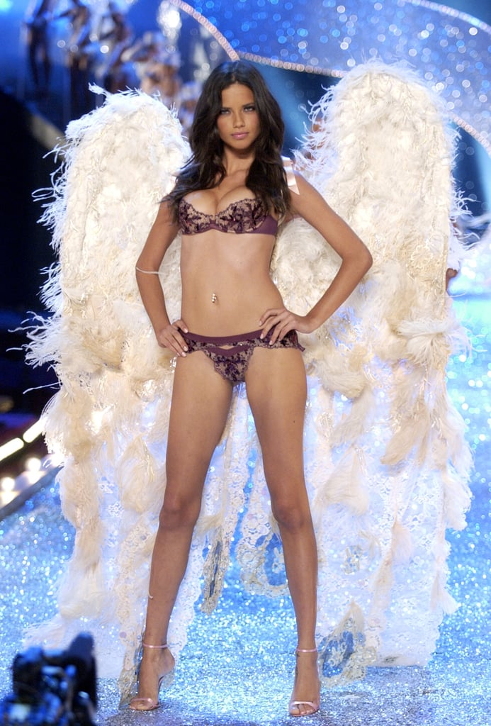 Adriana Limas Sexiest Victorias Secret Moments