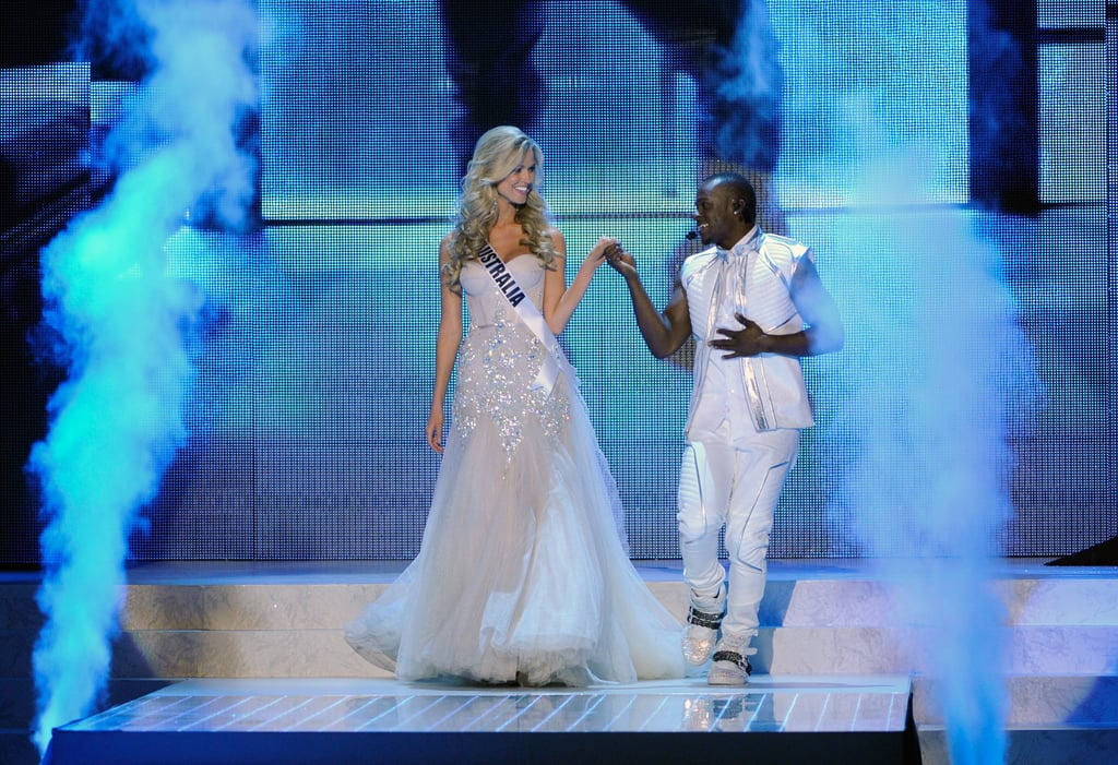 Miss Australia and Timomatic