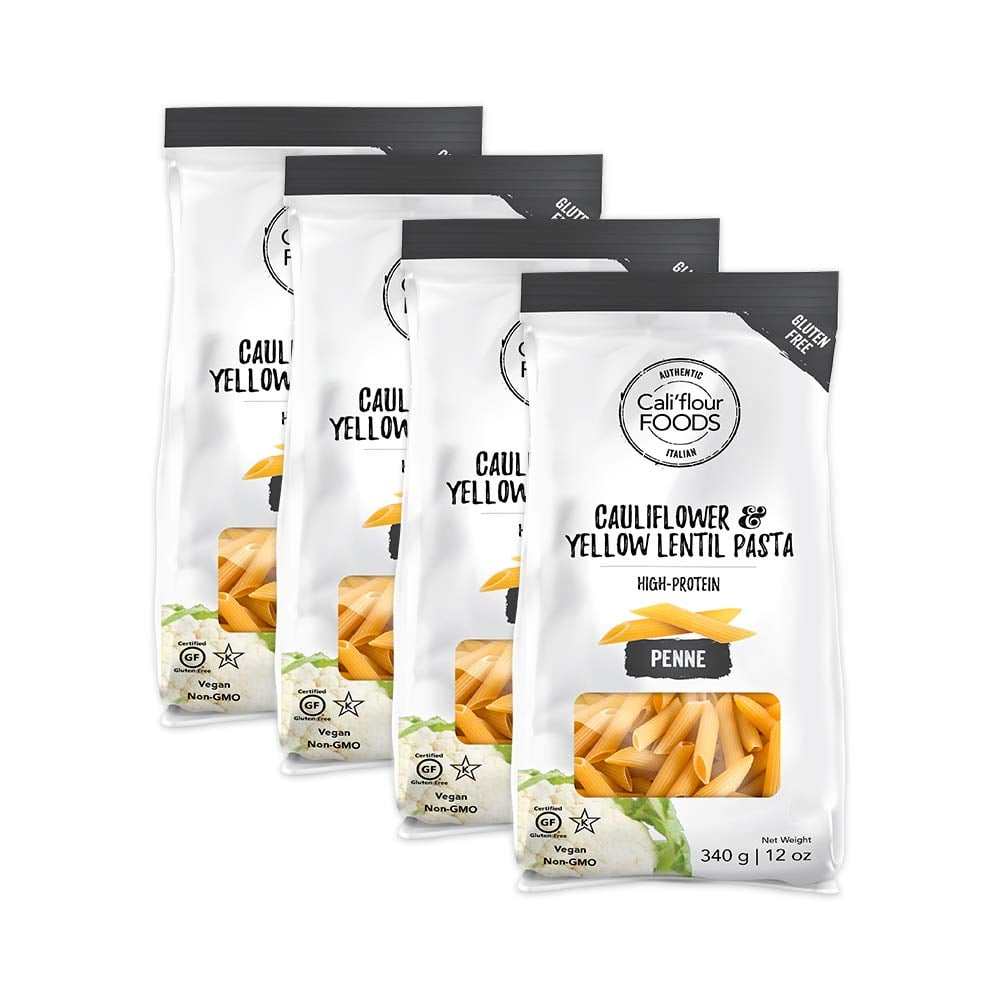 Cali'flour Foods High-Protein Anti-Inflammatory Penne