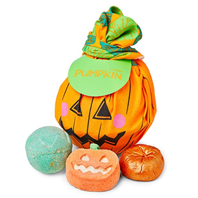 Lush Pumpkin Gift