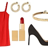 Little Red Dress: Shop the Look