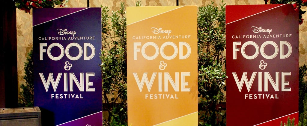 The Top 9 Things You Can't Miss at Disneyland's Food and Wine Festival